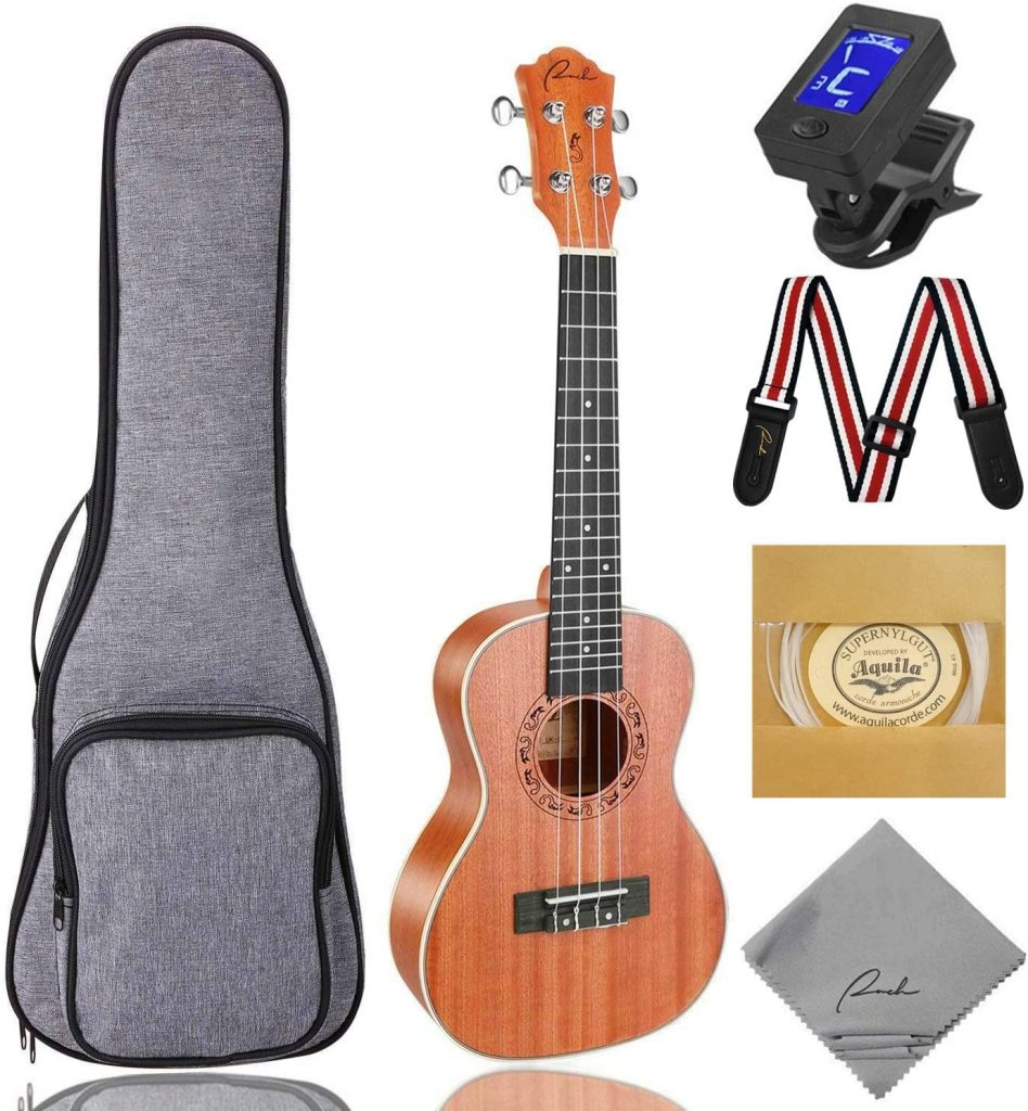 find great bridge ukuleles