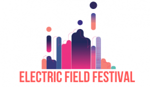 Electric fields festival logo
