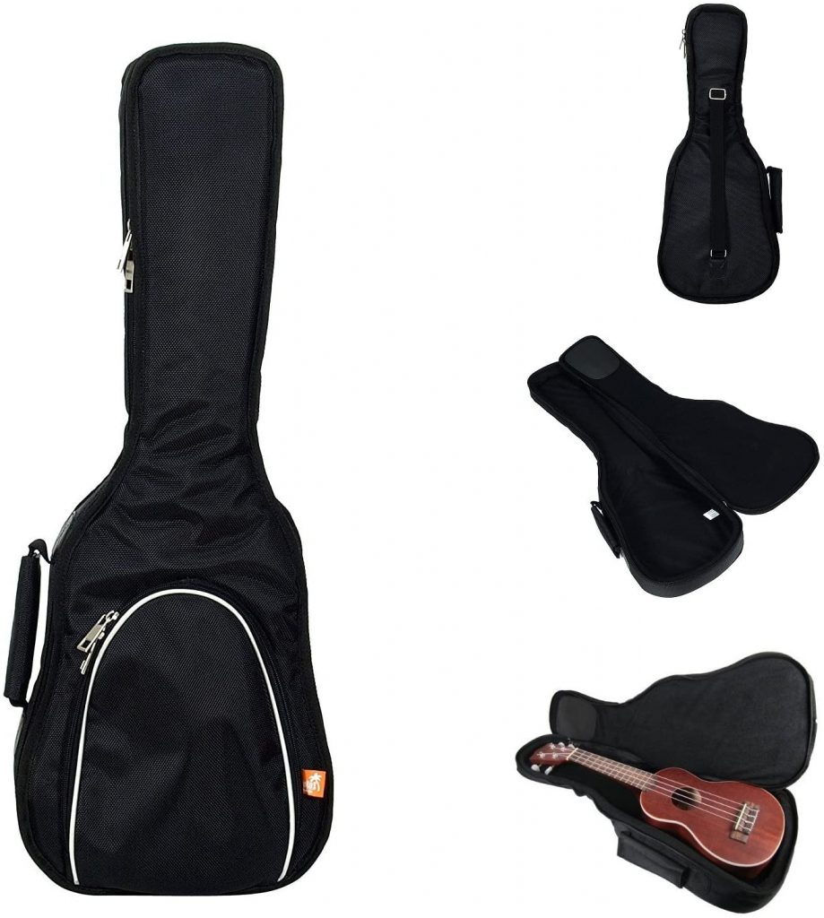 best ukulele hard case